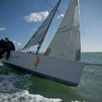 G Force Yachts China action picture