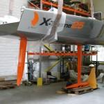 G Force China XTreme 25 finished
