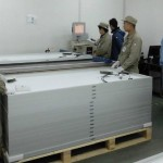 PV modules QC